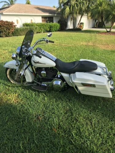2005 Harley-Davidson Touring Pearl White for sale