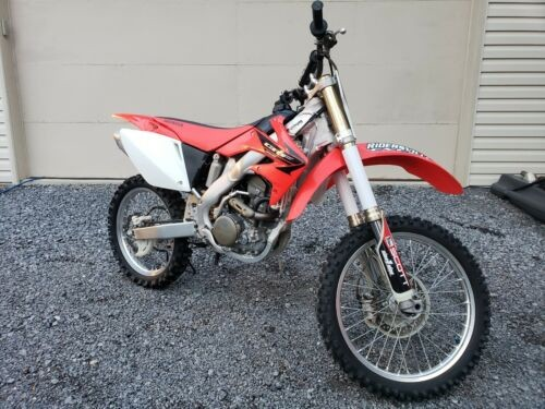 2005 Honda CRF Red for sale craigslist