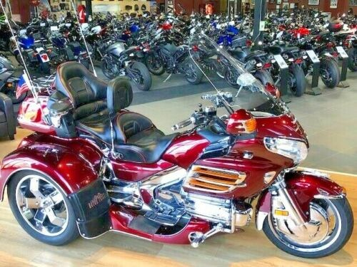 2005 Honda Gold Wing Anniversary Red for sale craigslist