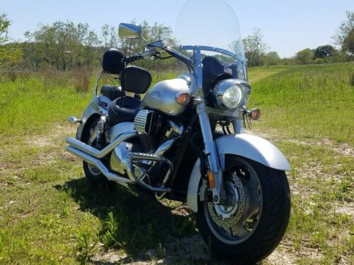 2005 Honda VTX1800 Silver for sale