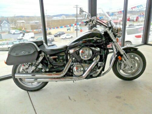 2005 Kawasaki Vulcan Black for sale
