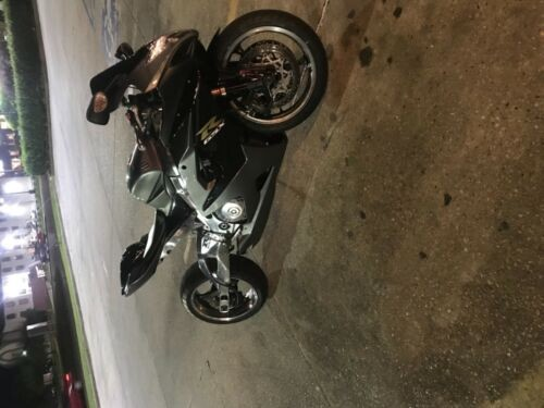 2005 Suzuki GSX-R Black for sale