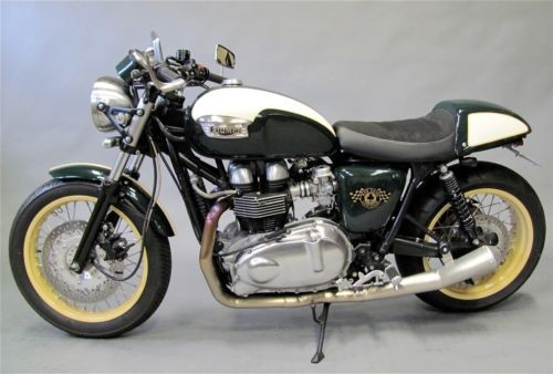 2005 Triumph Thruxton Green for sale