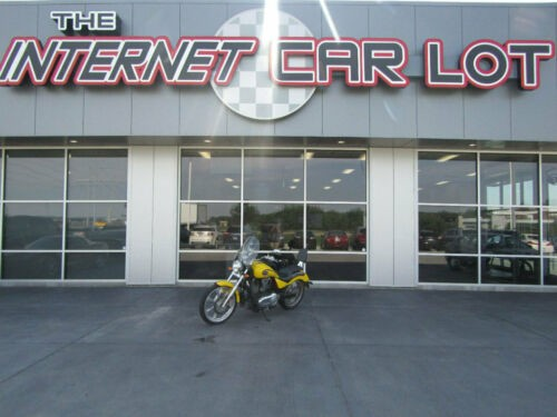 2005 Victory Vegas 8-Ball -- Yellow for sale craigslist