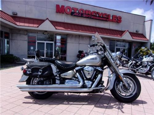 2005 Yamaha Road Star -- Silver for sale craigslist