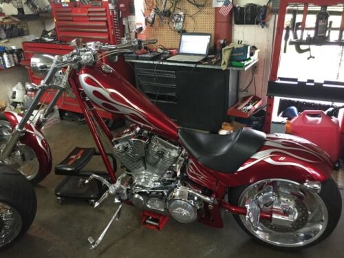 2006 American Ironhorse Texas chooper Red craigslist