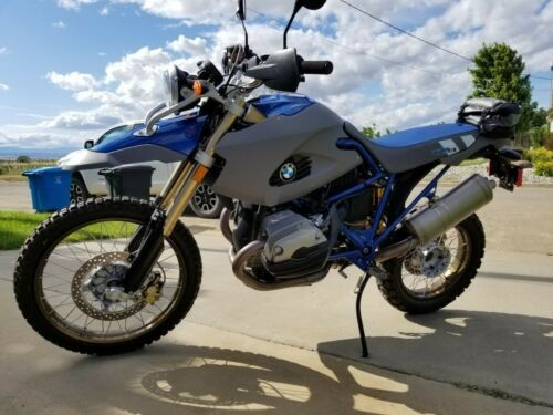 2006 BMW HP2 enduro Blue craigslist