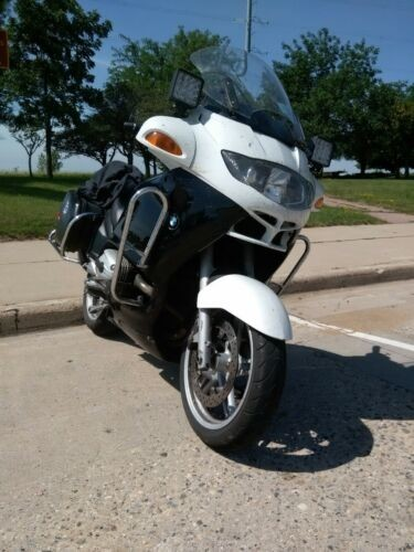2006 BMW R-Series 1150 RTP Adventure Police Interceptor Motor Black for sale