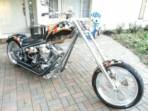 2006 Custom Built Motorcycles Chopper for sale
