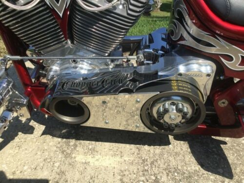 2006 Custom Built Motorcycles Chopper Candy Apple Red for sale craigslist