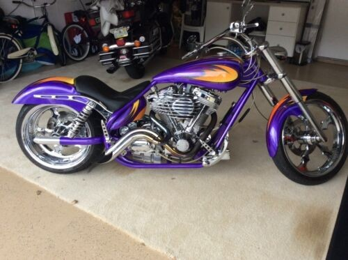 2006 Custom Built Motorcycles Logic Multi-Color for sale craigslist