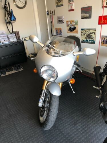 2006 Ducati PAUL SMART 1000LE Silver for sale craigslist