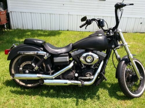 2006 Harley-Davidson Dyna Denium black for sale craigslist