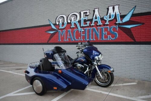 2006 Harley-Davidson FLHTCUI - Electra Glide Ultra Classic with Sidecar -- Deep Cobalt Pearl for sale craigslist