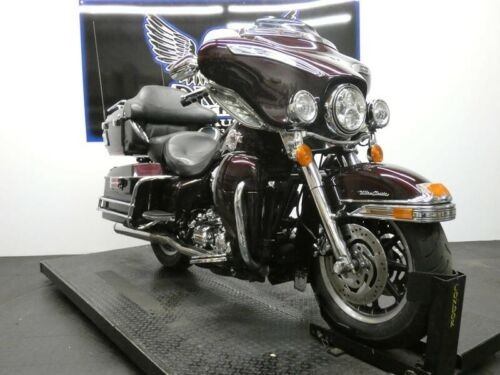 2006 Harley-Davidson FLHTCUI - Ultra Classic Electra Glide -- Black for sale