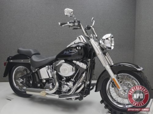 2006 Harley-Davidson Softail FLSTF FAT BOY Black for sale craigslist