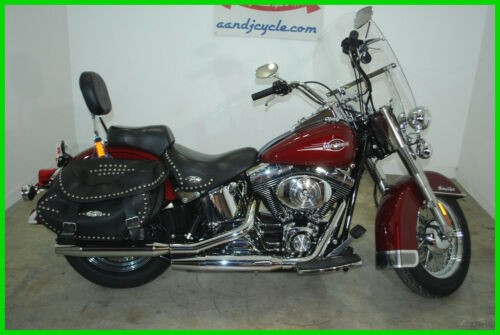 2006 Harley-Davidson Softail Heritage Softail® Classic Brandy Wine Sunglo for sale craigslist
