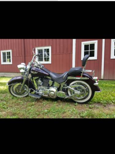 2006 Harley-Davidson Softail Deep Cherry Red for sale