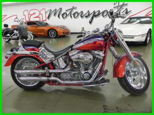 2006 Harley-Davidson Softail FLSTFSE RED/PURPLE/SILVER for sale craigslist