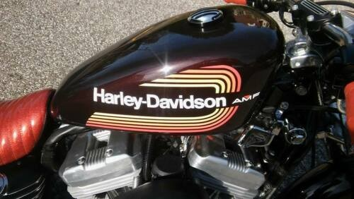 2006 Harley-Davidson Sportster Black Cherry for sale craigslist