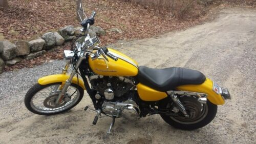 2006 Harley-Davidson Sportster Yellow for sale