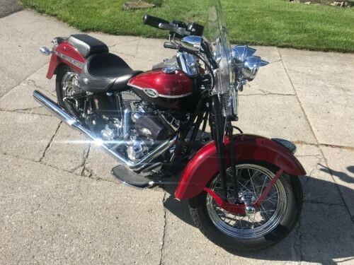 2006 Harley-Davidson Touring Red for sale craigslist