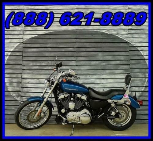 2006 Harley-Davidson XL1200 -- Blue for sale craigslist