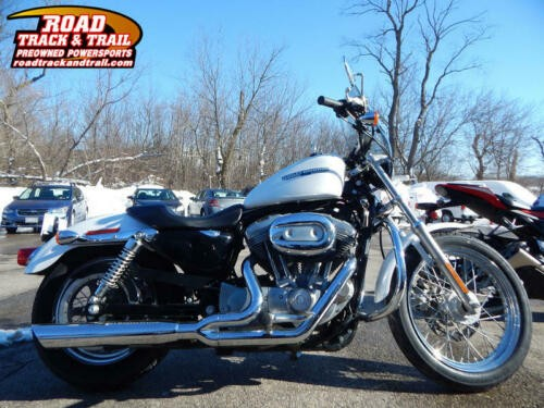 2006 Harley-Davidson XL883L - Sportster® 883® Low -- White for sale craigslist