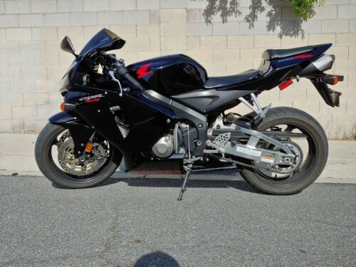2006 Honda CBR Black for sale craigslist