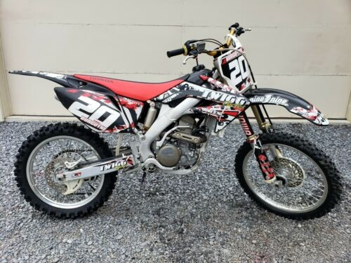 2006 Honda CRF Black for sale craigslist
