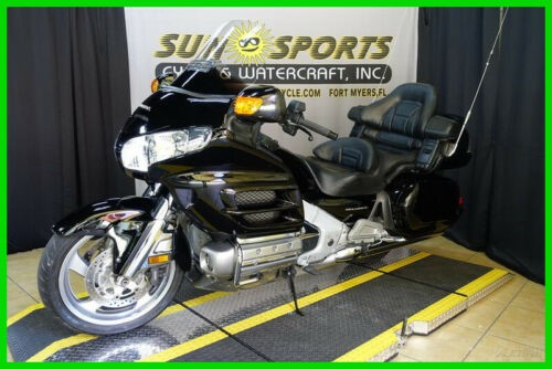 2006 Honda Gold Wing Audio / Comfort / Navi BLK for sale craigslist