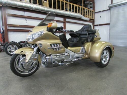 2006 Honda Gold Wing GOLD for sale