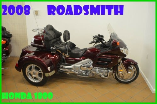 2006 Honda Gold Wing Audio / Comfort / Navi MAROON for sale craigslist