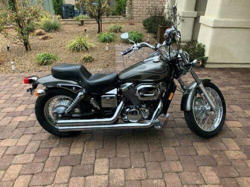 2006 Honda Shadow Titanium Flame for sale craigslist