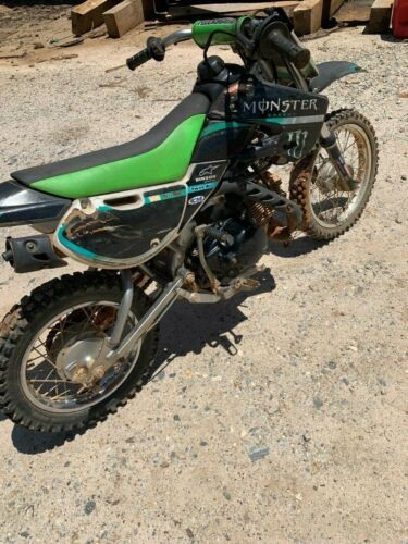 2006 Kawasaki KLX for sale craigslist