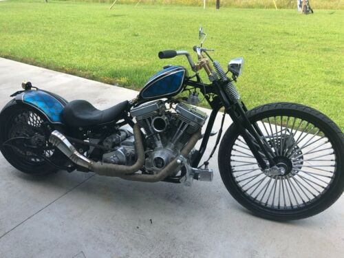 2006 Other Makes Chopper Blue for sale