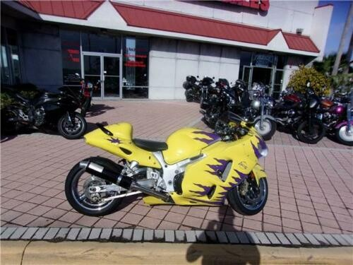 2006 Suzuki Hayabusa -- Yellow for sale