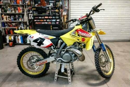 2006 Suzuki RM250 Yellow for sale