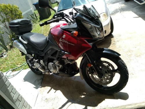 2006 Suzuki Suzuki Dl-1000 Red for sale craigslist
