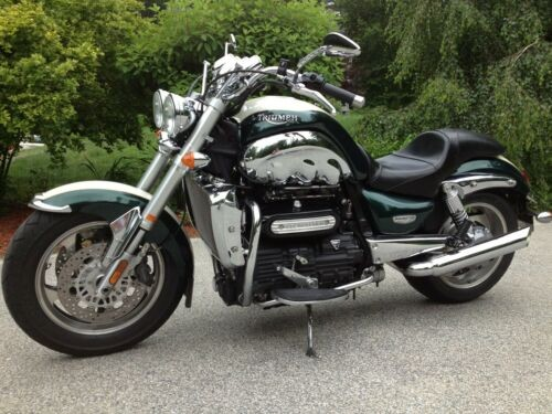 2006 Triumph Rocket III Green for sale craigslist