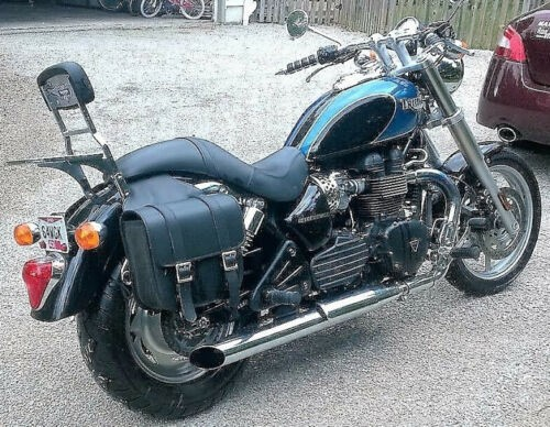 2006 Triumph Speedmaster Blue for sale