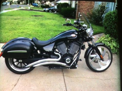 2006 Victory Vegas 8ball Black craigslist