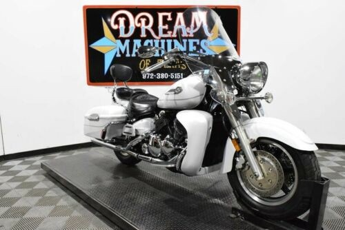 2006 Yamaha Royal Star Tour Deluxe - XVZ13CTV -- White for sale craigslist