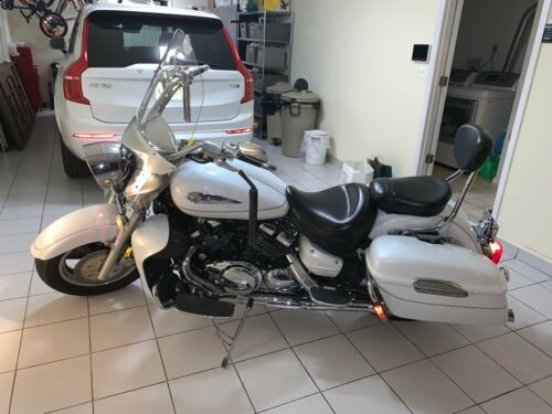 2006 Yamaha Royal Star Tour Deluxe White for sale