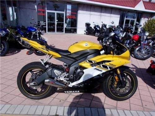 2006 Yamaha YZF-R -- Yellow for sale craigslist