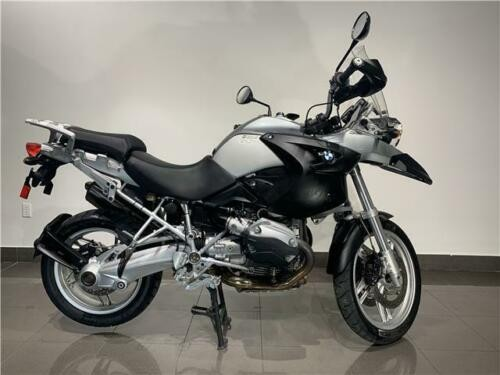 2007 BMW GS1200 EXELLENT CONDITION -- Silver for sale craigslist