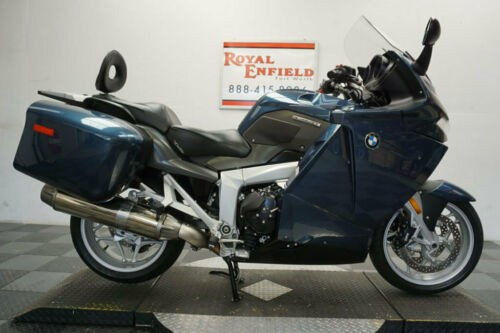 2007 BMW K-Series SPORT TOURING BIKE! Blue for sale
