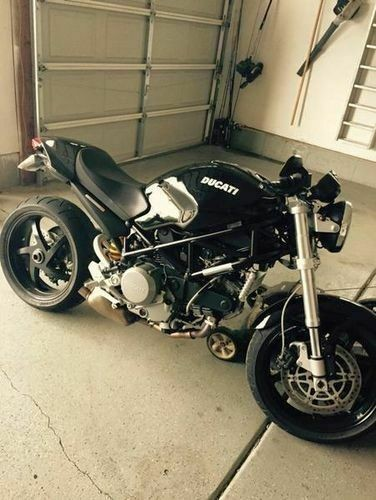 2007 Ducati Monster Black craigslist