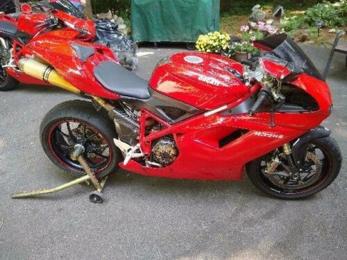 2007 Ducati Superbike Red for sale