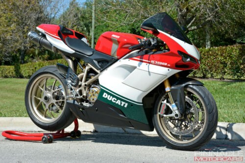 2007 Ducati Superbike Red craigslist